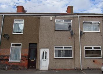 Thumbnail 3 bedroom terraced house to rent in Castle Street, Grimsby