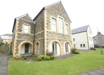 Thumbnail 2 bed flat to rent in Tredegar Avenue, Llanharan, Pontyclun