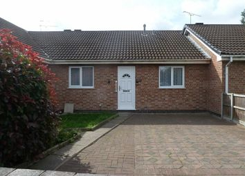 Thumbnail 2 bed terraced bungalow for sale in Tuttle Hill, Nuneaton