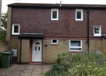 3 bed end terrace house to rent in Rampton Drift, Longstanton, Cambridge CB24