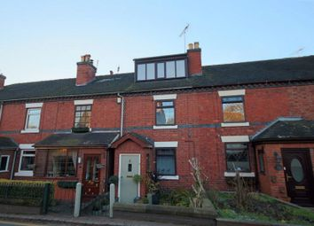 Thumbnail 3 bed terraced house for sale in Longton Road, Barlaston, Stoke-On-Trent