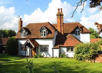 Thumbnail 4 bedroom detached house for sale in Remenham Hill, Henley-On-Thames