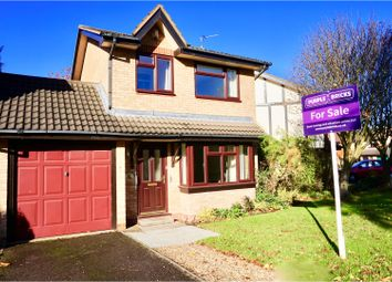 Thumbnail 3 bed detached house for sale in Kelcey Road, Quorn