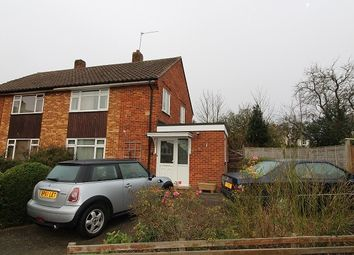 Thumbnail 3 bed semi-detached house to rent in Southfield Gardens, Burnham, Slough