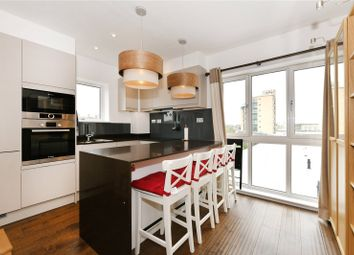Thumbnail 2 bed flat for sale in Jetty Court, Old Bellgate Place, London