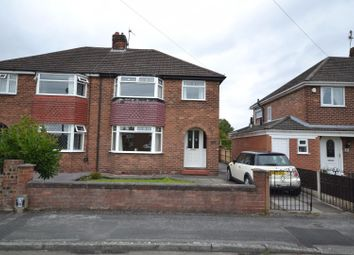 Thumbnail 3 bed semi-detached house for sale in Banbury Drive, Great Sankey, Warrington