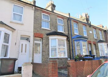Thumbnail 2 bed terraced house to rent in Winstanley Crescent, Ramsgate