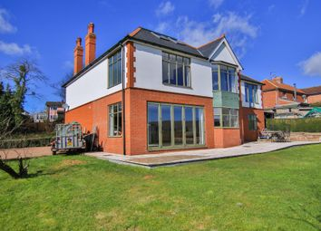 Thumbnail 5 bed detached house for sale in Hereford Road, Monmouth
