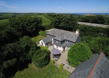 Thumbnail 6 bed detached house for sale in Week St. Mary, Holsworthy