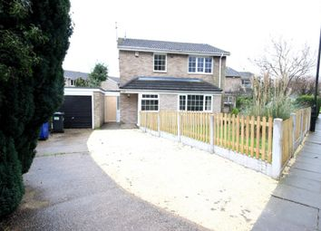 Thumbnail 3 bed detached house to rent in Church Lane, Cantley, Doncaster