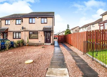 Thumbnail 3 bedroom semi-detached house for sale in Medrox Gardens, Cumbernauld, Glasgow
