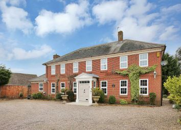 Thumbnail 5 bed detached house for sale in Main Street, Houghton-On-The-Hill, Leicester