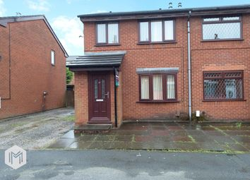 Thumbnail 3 bed semi-detached house for sale in Park Street, Farnworth, Bolton