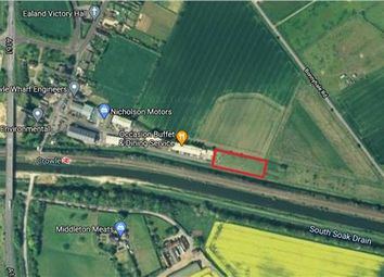 Thumbnail Land to let in Land Ealand Industrial Estate, Ealand, Crowle, North Lincolnshire