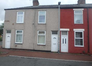 Thumbnail 2 bed terraced house for sale in Fox Street, Warrington, Cheshire