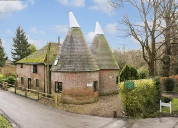 Thumbnail 3 bed detached house for sale in Dern Lane, Chiddingly, Lewes