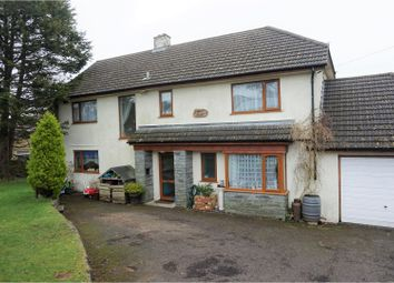 Thumbnail 5 bed detached house for sale in Dark Lane, Camelford