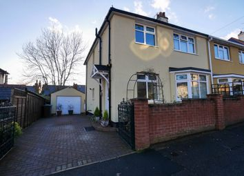 Thumbnail 3 bed semi-detached house for sale in Barnston Road, Sneinton, Nottingham