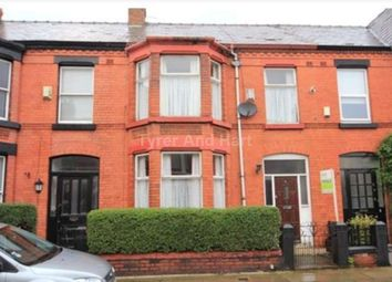 Thumbnail 5 bed shared accommodation to rent in Blenheim Road, Mossley Hill, Liverpool