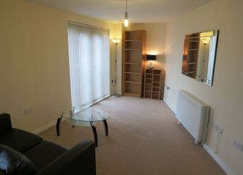 Thumbnail 1 bed flat to rent in The Fusion, Middlewood Street, Salford City