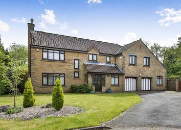 Thumbnail 4 bed detached house for sale in Blaidwood Drive, Nevilles Cross, Durham