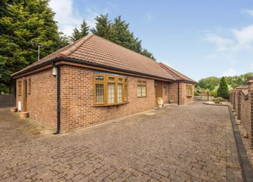 Thumbnail 5 bed detached bungalow for sale in The Woodlands, Blyth, Worksop
