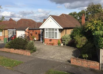 Thumbnail 2 bed detached bungalow for sale in Courtlands Drive, Ewell Court, Epsom
