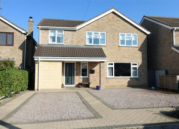 Thumbnail 4 bed detached house for sale in New Road, Langtoft, Market Deeping, Lincolnshire