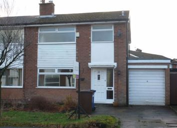 Thumbnail 3 bed semi-detached house to rent in Gainsborough Road, Holcombe Brook