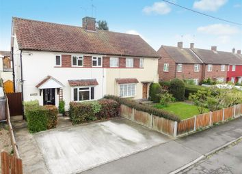 Thumbnail 3 bed semi-detached house for sale in Alamein Road, Burnham-On-Crouch
