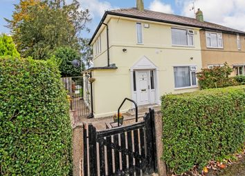 Thumbnail 2 bed semi-detached house for sale in Deanswood Drive, Leeds
