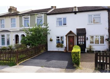 Thumbnail 2 bed end terrace house for sale in Pope Road, Bromley