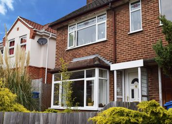 Thumbnail 3 bed end terrace house to rent in Dereham Road, Norwich