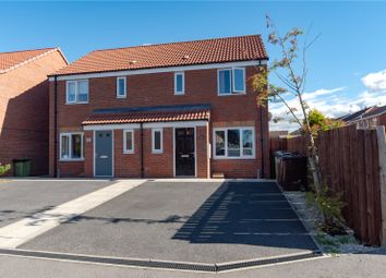 Thumbnail 3 bed semi-detached house for sale in Northfield Avenue, South Kirkby, Pontefract, West Yorkshire
