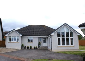 Thumbnail 4 bedroom detached bungalow for sale in Woodside Farm Drive, Westhill, Inverness