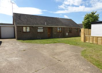 Thumbnail 4 bed detached bungalow for sale in King Street, Wimblington, March
