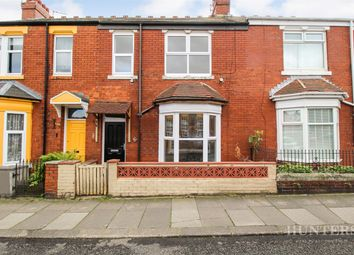 Thumbnail 3 bed terraced house for sale in Sea Road, Fulwell, Sunderland