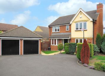 Thumbnail 4 bed detached house for sale in Shaw Close, Mangotsfield, Bristol