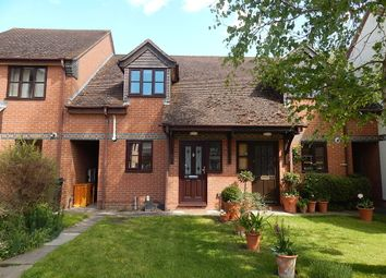 Thumbnail 2 bed terraced house to rent in Field Gardens, Steventon, Abingdon
