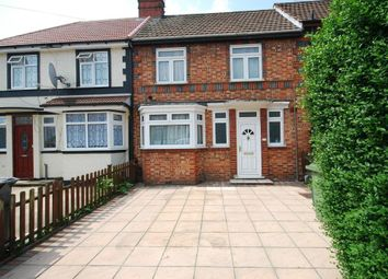 Thumbnail 4 bed terraced house to rent in Norwood Avenue, Wembley, Middlesex