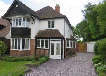 Thumbnail 4 bedroom detached house for sale in Orphanage Road, Erdington, Birmingham