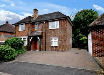 Thumbnail 4 bed detached house for sale in Park Drive, Littleover, Derby