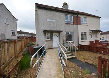 Thumbnail 2 bed semi-detached house for sale in Beauly Crescent, Kilmarnock