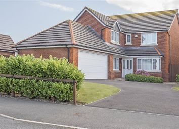 Thumbnail 4 bed detached house for sale in Woodland Lane, Prestatyn