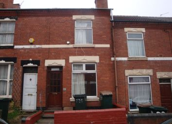Thumbnail 4 bedroom terraced house to rent in Humber Avenue, Stoke, Coventry