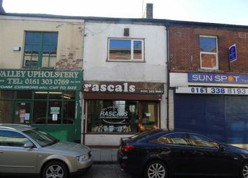 Thumbnail Commercial property for sale in Market Street, Stalybridge, Cheshire