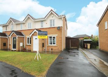 Thumbnail 2 bed property for sale in Calverleigh Close, Middle Hulton, Bolton, Lancashire.