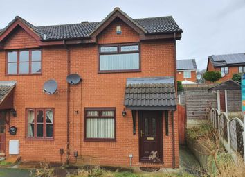 Thumbnail 2 bed end terrace house to rent in Maizebrook, Dewsbury