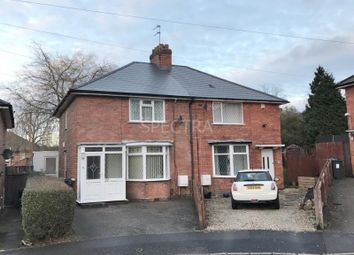 Thumbnail 3 bedroom semi-detached house to rent in Derwent Grove, Birmingham