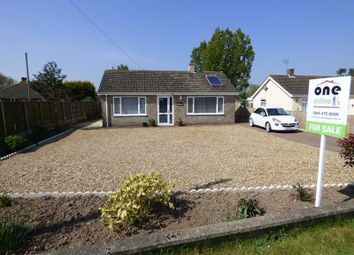 Thumbnail 2 bedroom detached bungalow for sale in High Road, Repps With Bastwick, Great Yarmouth